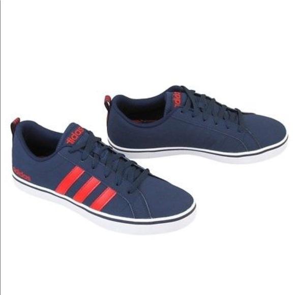 le adidas vs ritmo b74317 blu navy scarpe poshmark